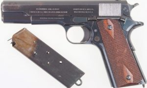 Colt 1911, First Year Production!