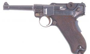 DWM Luger, M1906, Portuguese Navy