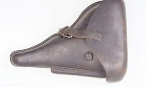Luger Holster, Dated 1938.