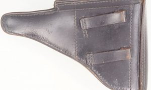 Luger Holster, Unusual, Commercial.
