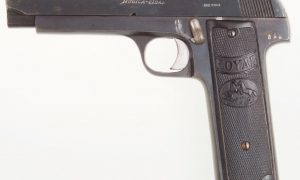 Spanish Mugica, Astra, Royal, 12 Shot Pistol.