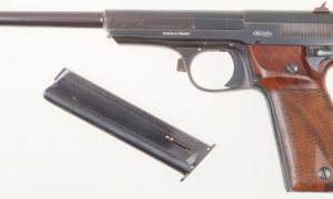 Walther 1925 Olympia, Early Production.