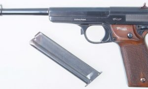 Walther 1925 Olympia, Standard Configuration, DOCUMENTED!