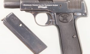 Walther Model 3 Model 4, Transitional, RARE!