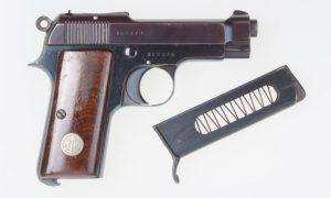 Beretta M1931, Italian Navy, Superb!