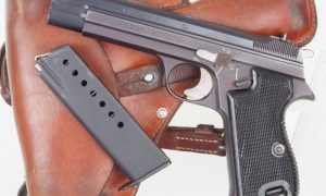 Swiss SIG P49 P210, Military Transitional Rig