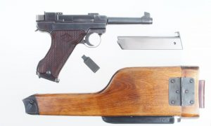 Finnish Lahti L-35, Experimental Stock