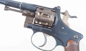 Steyr Austrian 1893 Military Test Revolver
