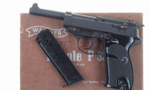 Walther, P38, Commercial, STEEL FRAME, I-637