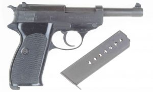 Walther, P38, P1, Early, Military, 032360, I-623