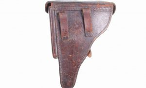 German Luger Holster, Dated 1915, X-141