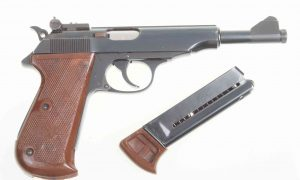Manurhin Walther Sport 63709C A-1344a