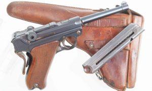 Bern luger 1906/24, 18911, A-1347
