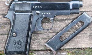 Beretta, M1934, WWII, Italian Military,  G51572, A-751
