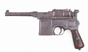 Chinese, Copy, Mauser Banner, 876821, PCA-81