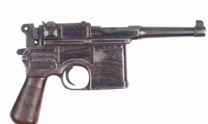 Chinese, Copy, Mauser Banner, Bolo, 2302, PCA-74