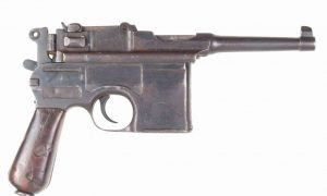 Chinese, Copy, Mauser C96, Early Post-War Bolo, 698322, PCA-82
