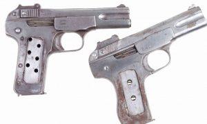 Chinese, FN 1900, Copy, Pair, 110027, 1141, PCA-65, PCA-66