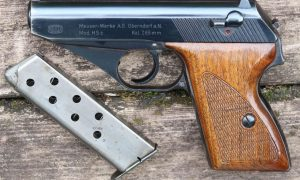 Mauser, HSc, Early Nazi, Military, 767136, A-1263