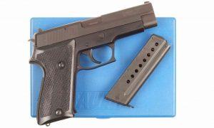 SIG P220, Early, Boxed, I-126