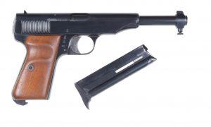 Bernadelli, Model 60, Sport Pistol, 1136, A-1470