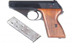Mauser, HSc, Late Nazi Police, 798995, A-1468