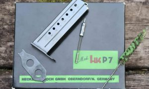 H&K P7, Early Commercial Production, Boxed with Accessories, 4983, I-696