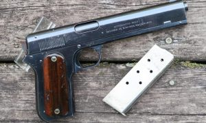 Colt 1900, Sight Safety, Navy Contract, 1191, A-1201