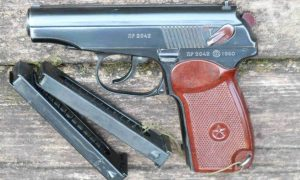 Russian Makarov, 1960 Date, One Factory Matching Magazine, One Unnumbered Magazine, NP2042, A-261