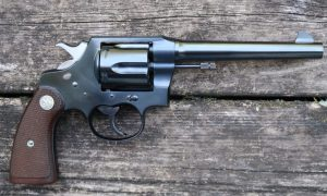 Colt, New Service, .38 Special, 341258, A-1492