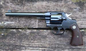 Colt, New Service, .45 Colt, 333112, PCA-94